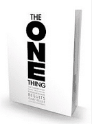 The One Thing review Gary Keller